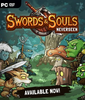 Swords & Souls: Neverseen (2019) PC | Лицензия