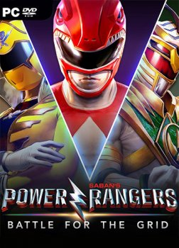 Power Rangers: Battle for the Grid (2019) PC скачать торрент