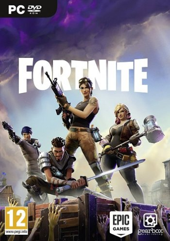 Fortnite [8.50] (2017) PC | Online-only.Torrent