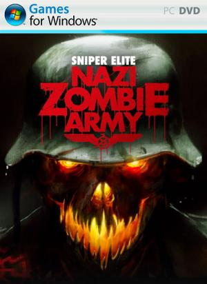 Sniper Elite: Nazi Zombie Army [v 1.06] (2013) PC | Steam-Rip скачать торрент