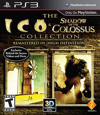 [PS3] ICO and Shadow of the Colossus HD [PS3xploit HAN] скачать через торрент