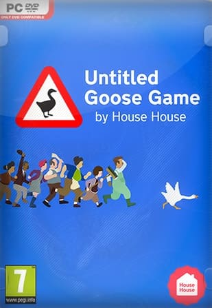 Untitled Goose Game [RUS] (2019) PC | RePack скачать торрент