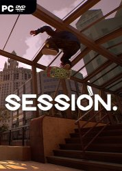 Session: Skateboarding Sim Game (2019) PC |  скачать торрент