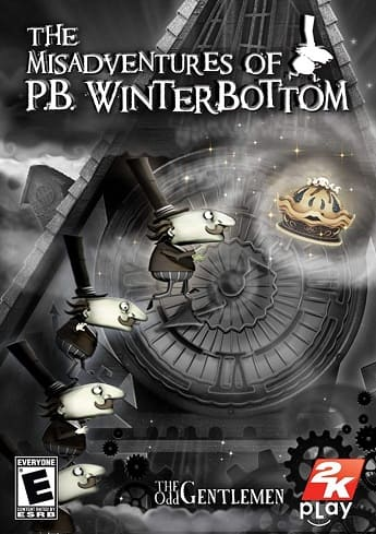 The Misadventures of P.B. Winterbottom (2010) XBOX360 скачать через торрент