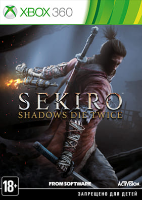 Sekiro: Shadows Die Twice [v 1.02] (2019) PC | Repack от FitGirl.torrent