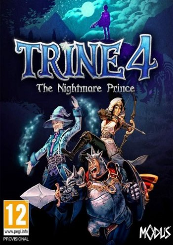Trine 4: The Nightmare Prince [v 1.0.0.8109 + DLC] (2019) PC | RePack от xatab скачать торрент