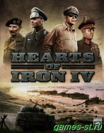 Hearts of Iron IV: Field Marshal Edition [v 1.8.1 + DLCs] (2016) PC | RePack от xatab скачать через торрент