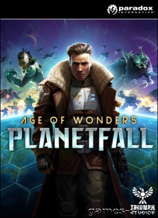 Age of Wonders: Planetfall - Deluxe Edition [v 1.1.0.4 + DLCs] (2019) PC | Repack от xatab скачать через торрент