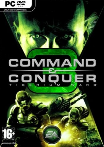 Command & Conquer 3: Tiberium Wars (2007) PC | RePack от xatab.