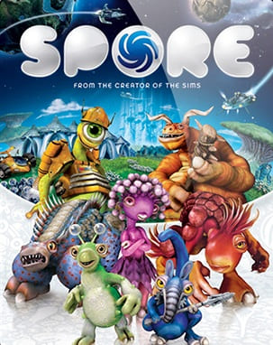 SPORE Collection (2008-2016) PC | RePack от qoob