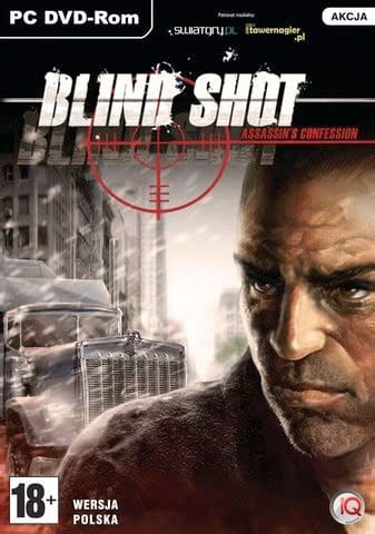 Слепая ярость / Blind Shot: Assassin's Confession [RUS] (2009) PC