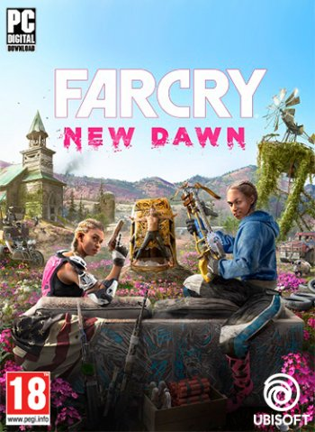 Far Cry New Dawn - Deluxe Edition (2019) PC | RePack от xatab торрент