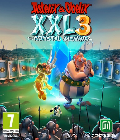 Asterix & Obelix XXL 3 - The Crystal Menhir [v 1.59 + DLCs] (2019) PC | Repack от xatab скачать через торрент