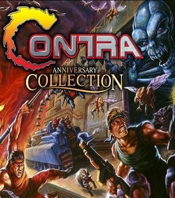 Contra Anniversary Collection (2019) PC скачать торрент