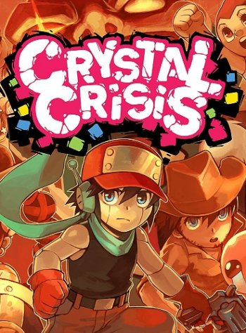 Скачать игру Crystal Crisis (2019) PC | Лицензия