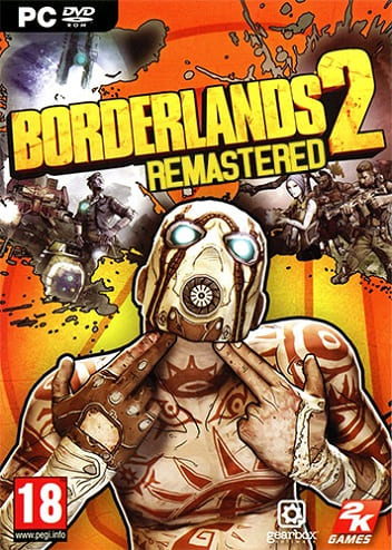 Borderlands 2: Remastered [v 1.8.5 + DLCs] (2019) PC | RePack от xatab.