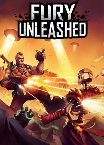The Badass Hero / Fury Unleashed [RUS] (2018) PC | Repack.