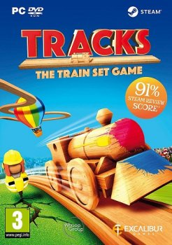 cks - The Family Friendly Open World Train Set Game