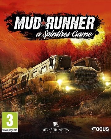 Spintires: MudRunner [v 10.06.19 + DLCs] (2017) PC | RePack от xatab.