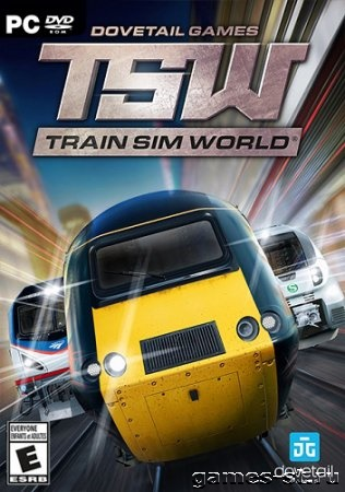 Train Sim World: 2020 Edition [v 1.0 build 550 + DLCs] (2018) PC | RePack от xatab скачать через торрент