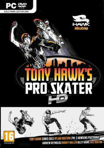 Tony Hawk's Pro Skater HD (2012) PC | RePack от R.G. Механики.