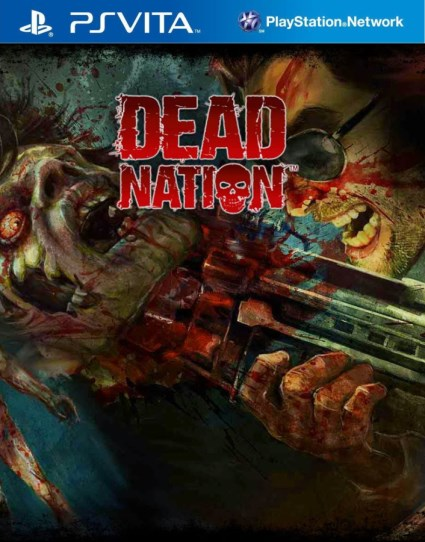 Dead Nation + Road of Devastation DLC (2014) [PSVita] [EUR] 3.60.