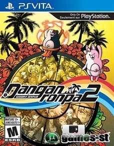 Danganronpa 2: Goodbye Despair (2014) PS Vita | Repack скачать через торрент