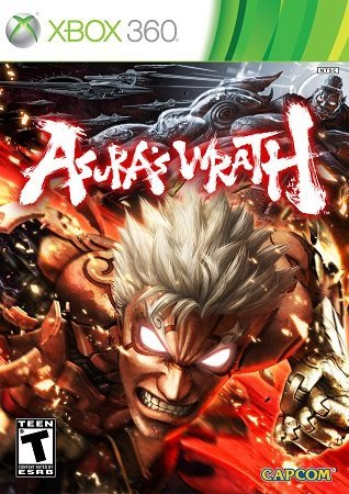 Asura's Wrath (2012) [Xbox360] [RegionFree] 13599 [FreeBoot].