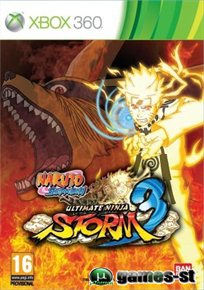 Naruto Shippuden Ultimate Ninja Storm 3 (2013/FREEBOOT) скачать через торрент