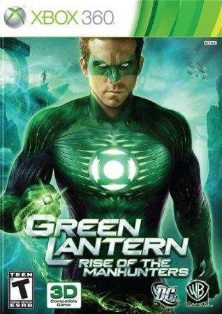 Green Lantern Rise Of The Manhunters (2011/iXtreme) скачать торрент