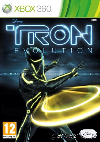 TRON: Evolution The Video Game (2010) XBOX360 [Freeboot] скачать через торрент
