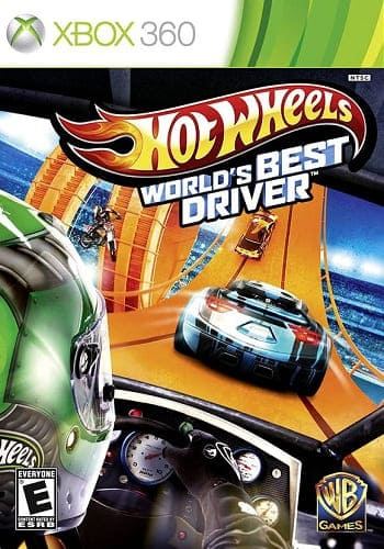 Hot Wheels: World's Best Driver [GOD / FreeBoot] (2013) XBOX360.